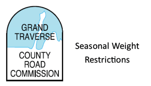 Seasonal Weight Restrictions